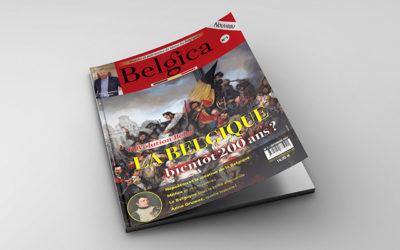 Belgica – Roman historique, secrets de fabrication: «Des cendres sur nos cœurs»